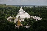 Hsinbyume Paya, Mandalay, Myanmar