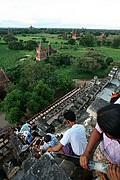 Dhammayangyi Pahto, Pagan, Myanmar