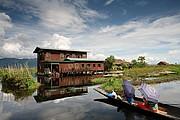 Nyaungshwe, Lago Inle, Myanmar