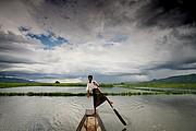 Lago Inle, Lago Inle, Myanmar