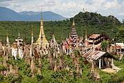 Nyaung Ohok, Lago Inle, Myanmar