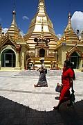 Sule Paya, Yangon, Myanmar