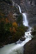 Cascada del Sarrosal, Ordesa, España