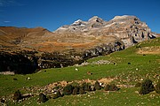 Valle de Añisclo, Ordesa, España