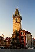 Photo of Prague, Old Town Hall, Czech Republic - Ayuntamiento de la Ciudad Vieja