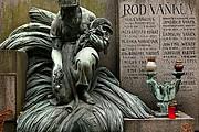Cementerio de Vysehrad, Praga, Republica Checa
