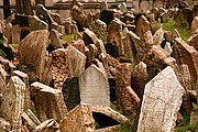 Cementerio Judio, Praga, Republica Checa