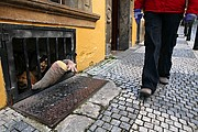 Calle Thunovska, Praga, Republica Checa