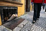 Calle Thunovska, Praga, Republica Checa