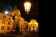 Iglesia de San Francisco Serafin, Praga, Republica Checa