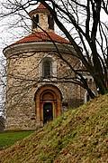 Rotonda de San Martin, Praga, Republica Checa