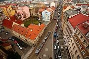 Calle de Praga, Praga, Republica Checa