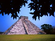 Photo of Chichen Itza, Mexico - Chichen Itza - Piramide de Kukulcan - Mexico