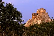 Photo of Uxmal, Mexico - Piramide del adivino - Uxmal - Yucatán - México