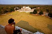 Photo of Chichen Itza, Mexico - Piramide de Kukulcan - Chichen Itza - Yucatán - México