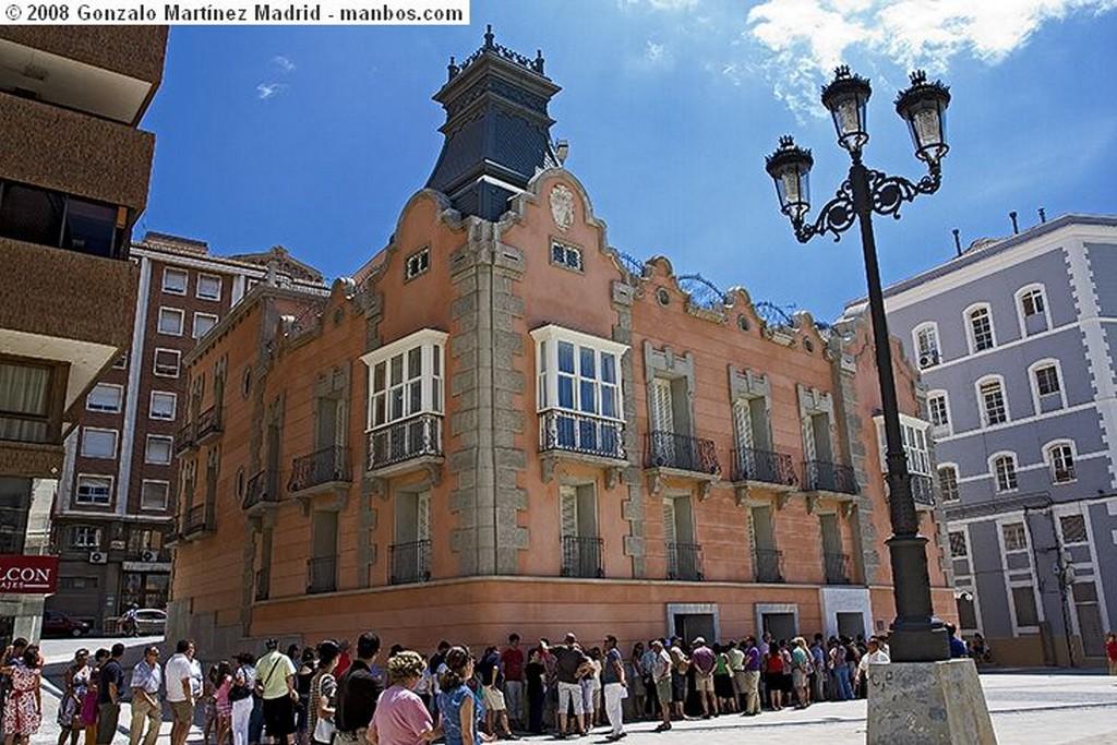Cartagena Interior museo Teatro Romano Murcia