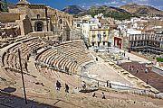 Teatro Romano, Cartagena, España