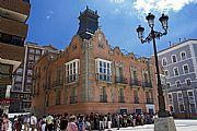 Plaza del Ayuntamiento, Cartagena, España