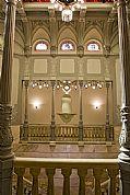 Camara Canon EOS 30D Recinto escalera imperial. Palacio Consistorial. Gonzalo Martínez Madrid CARTAGENA Foto: 17396