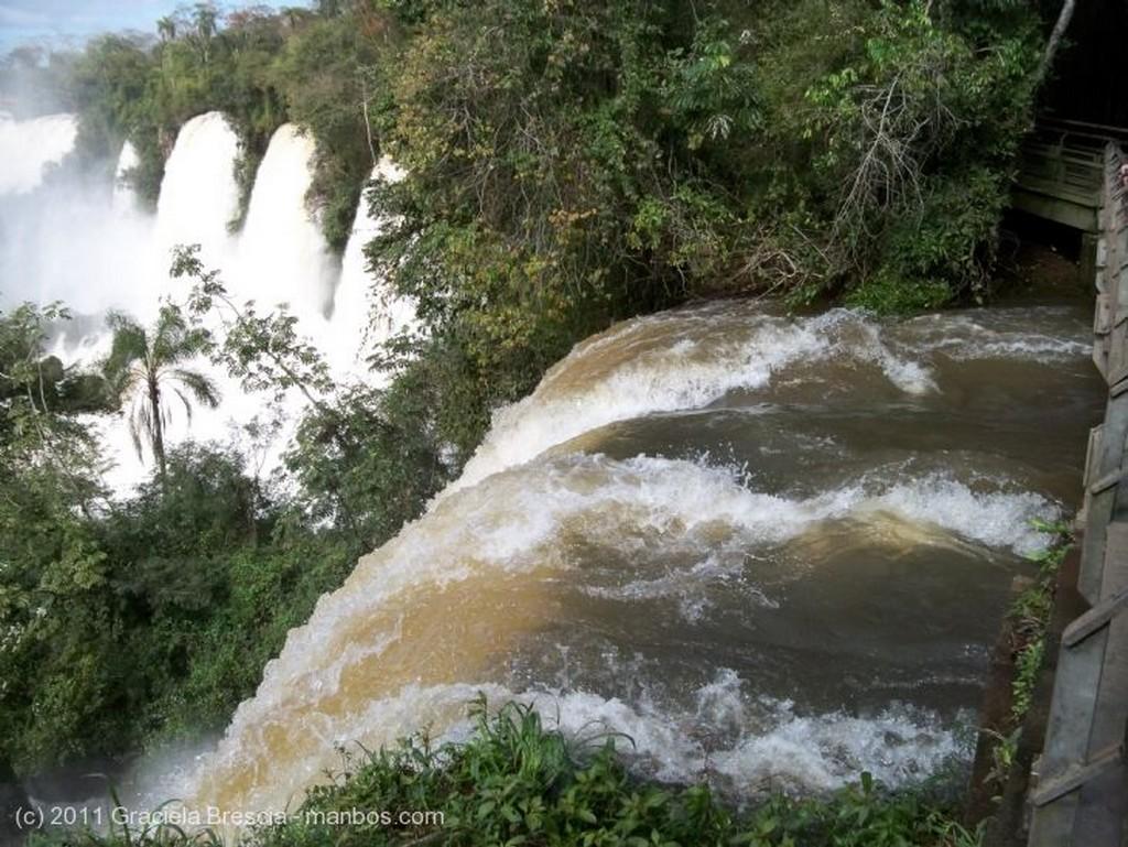 Iguazu hermanos Misiones