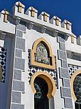 Foto de Tandil, Parque Independencia, Argentina - fachada del castillo morisco