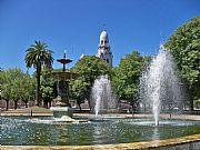 Plaza Independencia, Tandil, Argentina