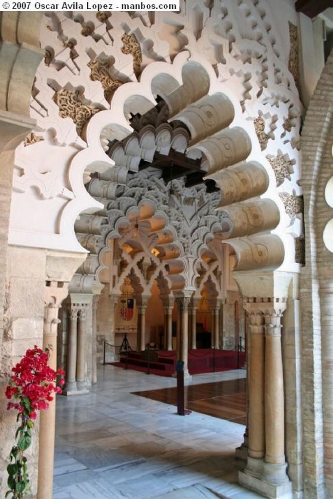 Monasterio de Piedra Cascada Zaragoza