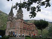 Camara Canon DIGITAL IXUS v3 Basilica de Covadonga Oscar Avila Lopez COVADONGA Foto: 14666
