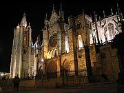 Camara Canon DIGITAL IXUS v3 Catedral de León Oscar Avila Lopez LEON Foto: 12623