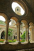 Abadia de Fontfroide, FontFroide, Francia