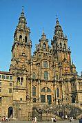 Camara Canon DIGITAL IXUS v3 Catedral Oscar Avila Lopez SANTIAGO DE COMPOSTELA Foto: 14668