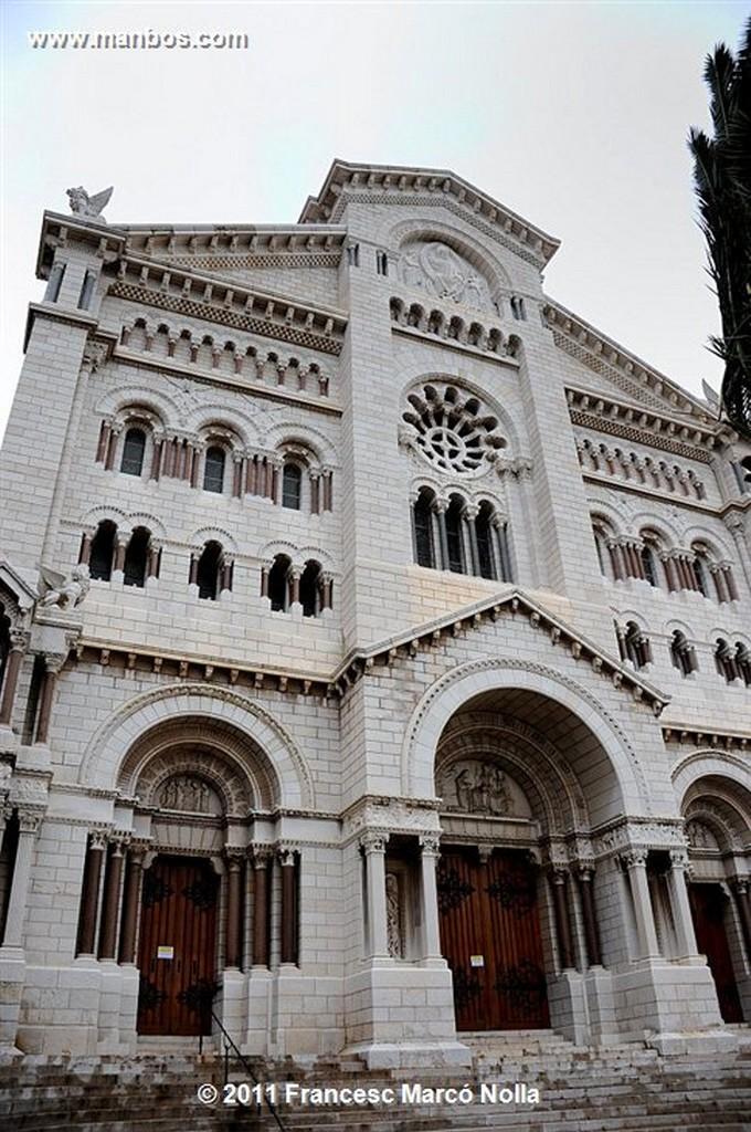 Monaco  Catedral de Monaco  Monaco