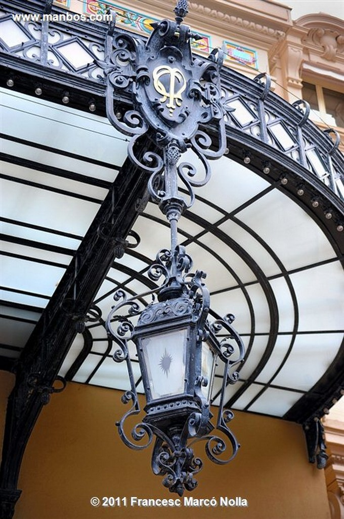 Monaco  Casino de Montecarlo  Monaco