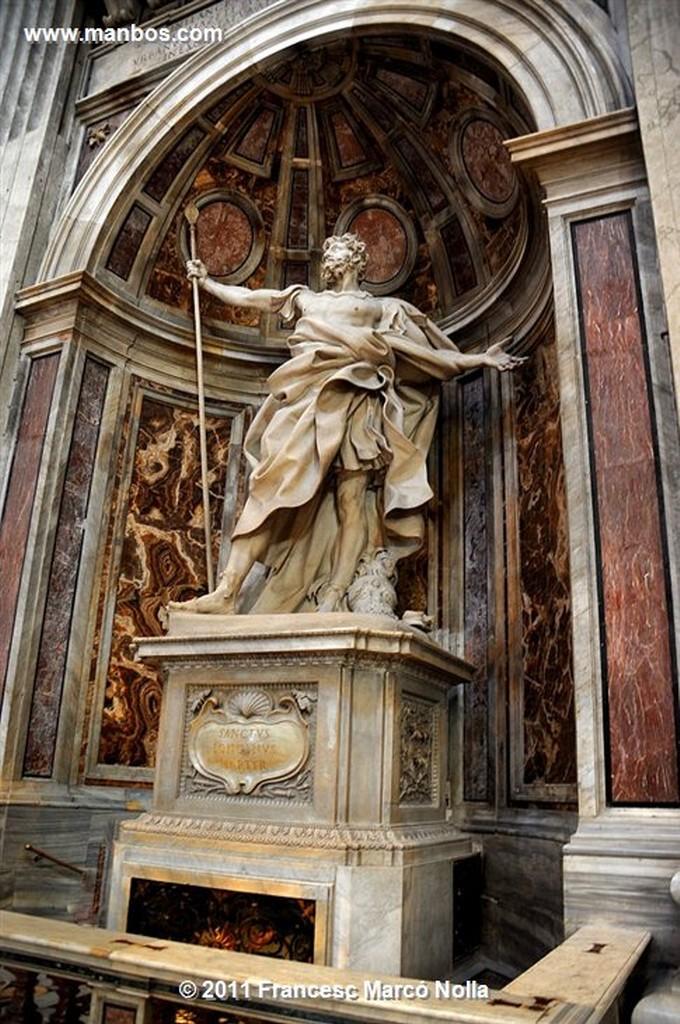Vaticano Basilica de San Pedro  Roma