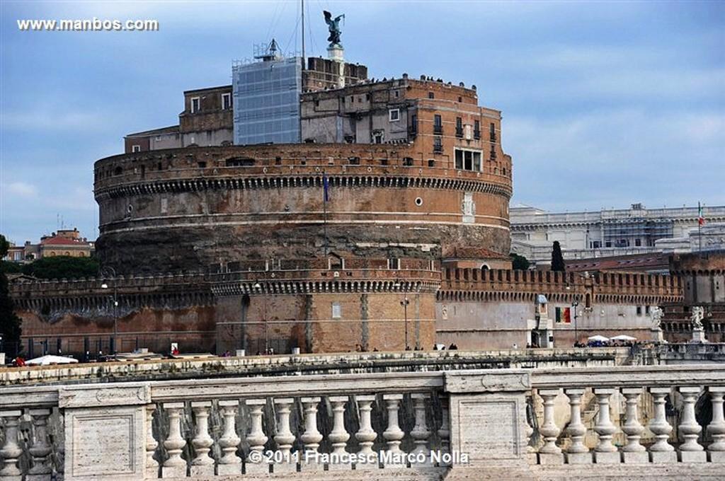 Roma  Rio Tebere  Roma