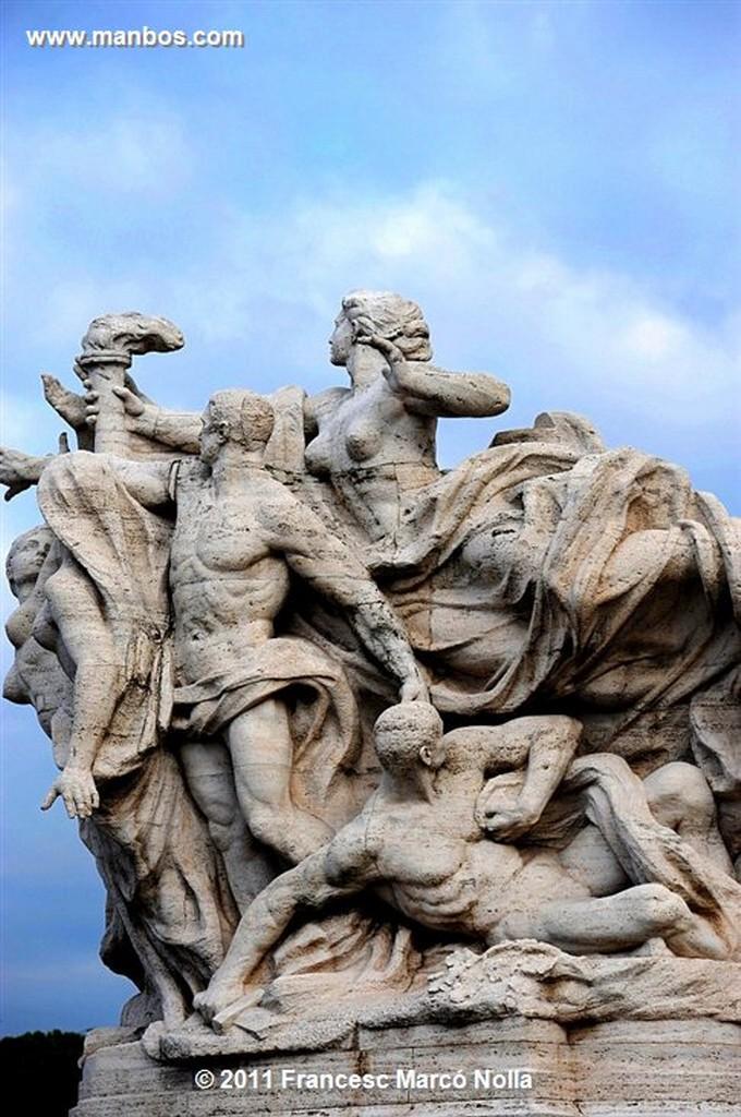 Roma  Plaza Nabona  Roma