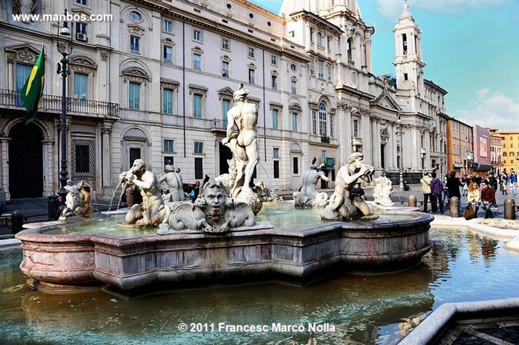 Roma  Puente Vittorio Emanuele Ii  Roma