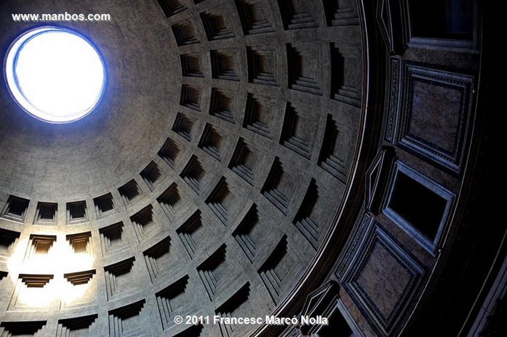 Roma  El Pantheon  Roma