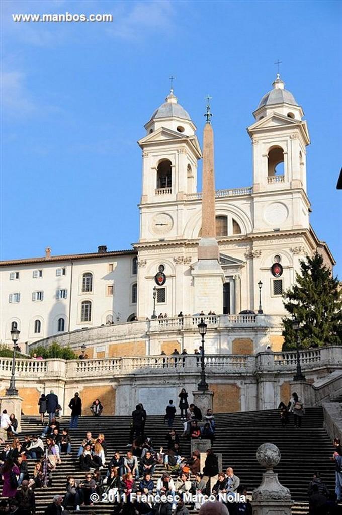 Roma  Piazza Di Spagna  Roma