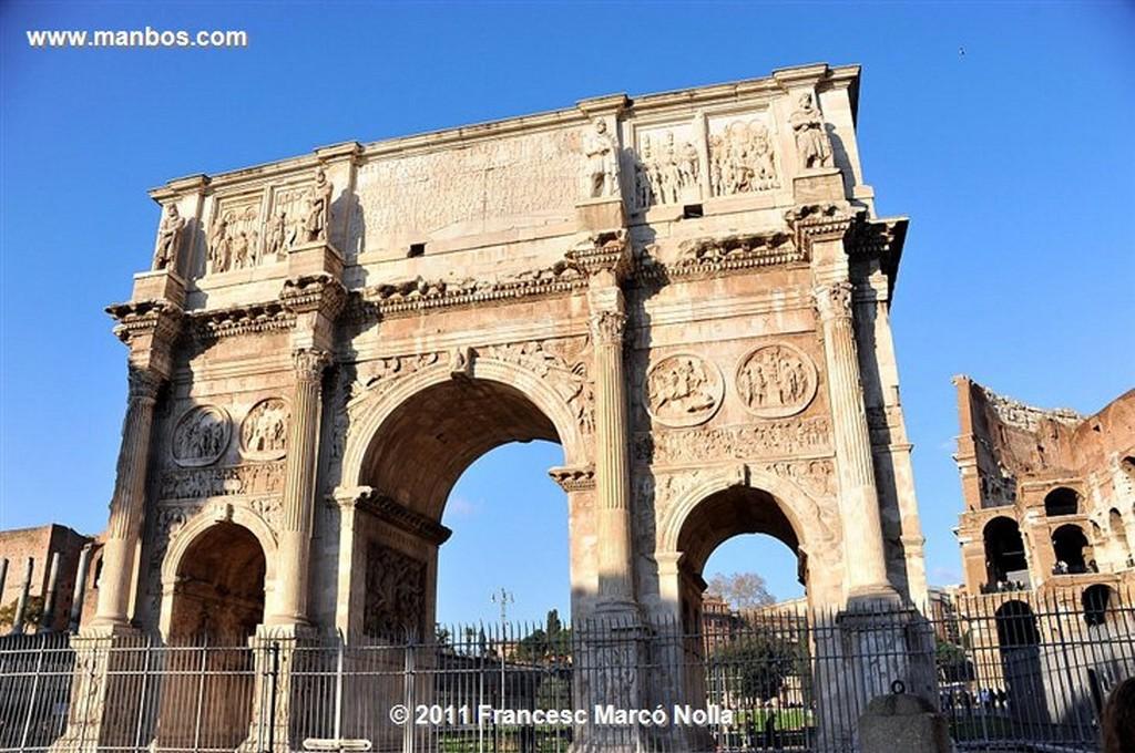 Roma  Forum Romano  Roma