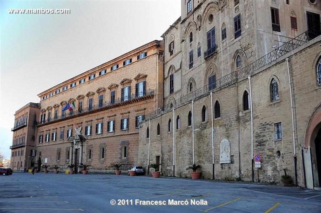 Palermo  Piazza Vittoria  Sicilia