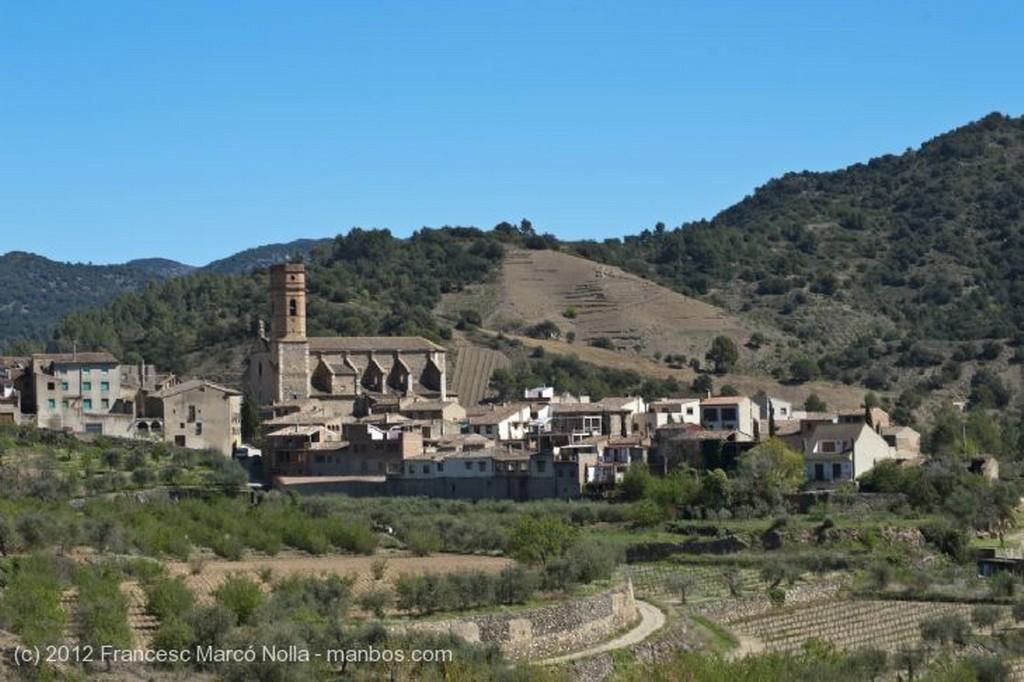 El Priorato La Llicorella Tarragona