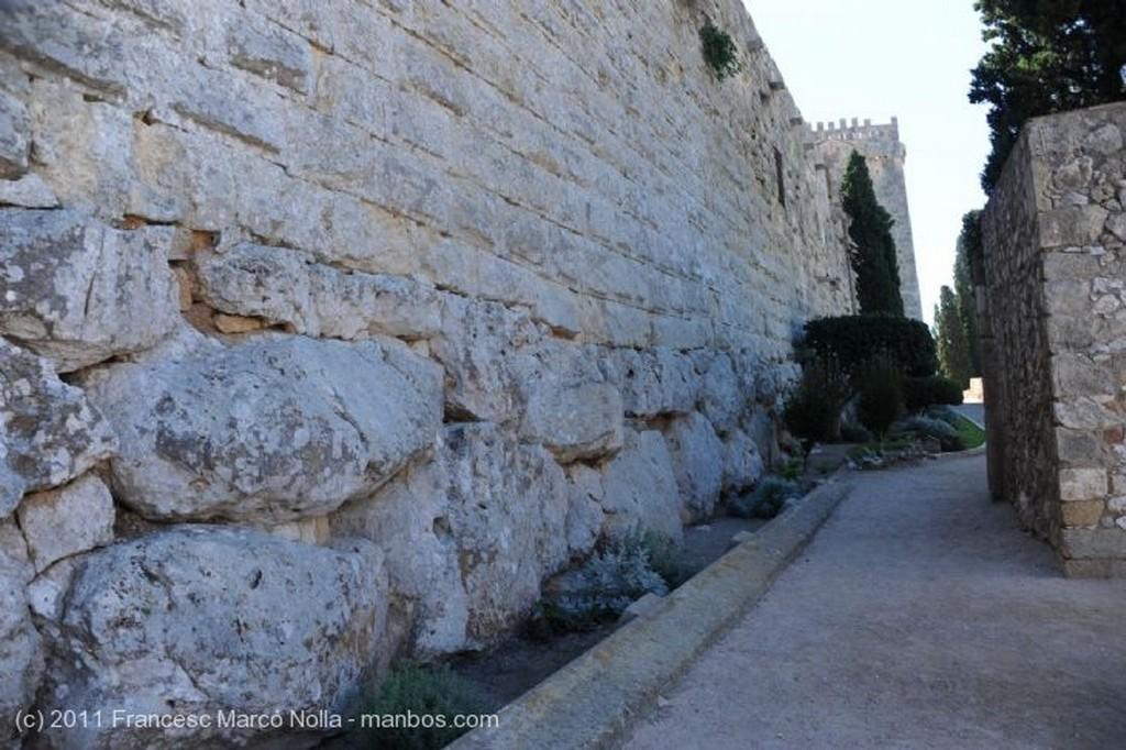 Tarragona Muralla - Pasadizo Subterraneo Tarragona