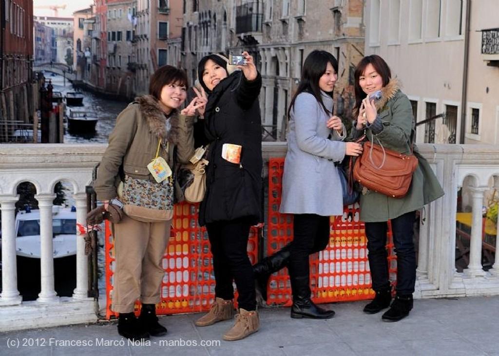 Venecia Atardecer El Veneto