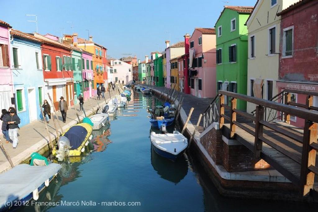 Burano Plazoleta Venecia