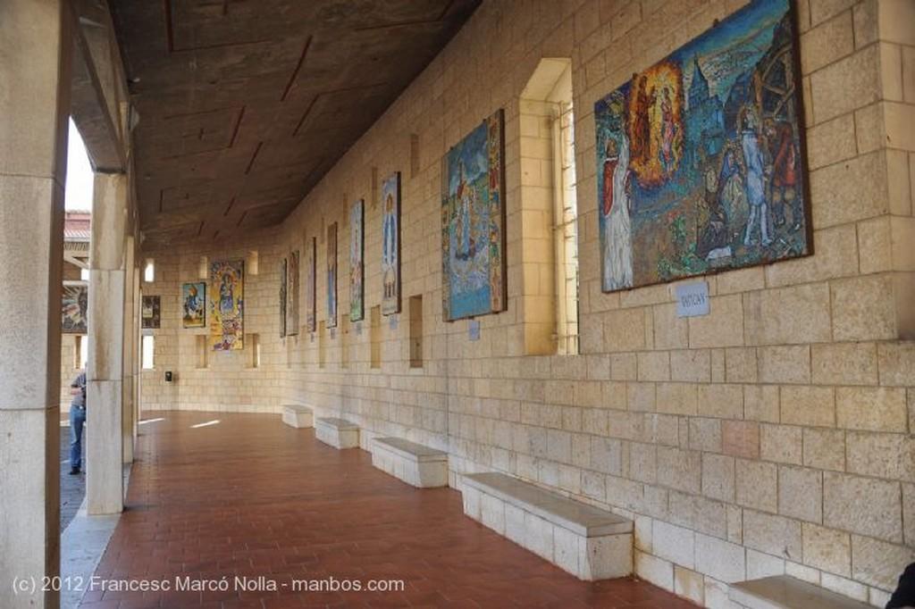 Nazaret Cupula De La Iglesia Galilea