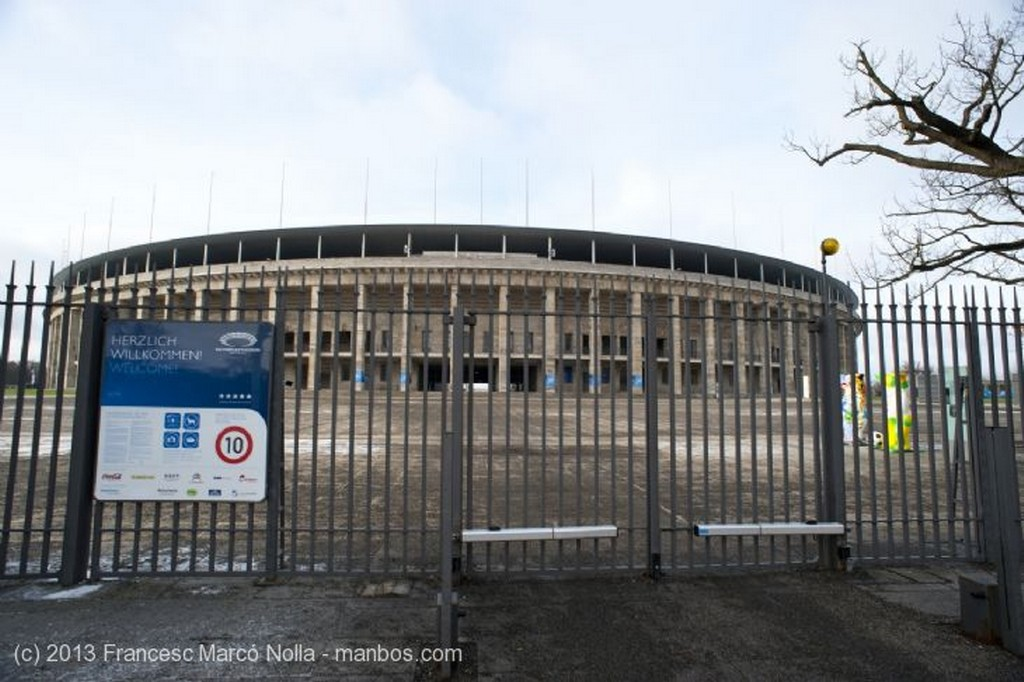 Berlin Estadio Olimpico Berlin