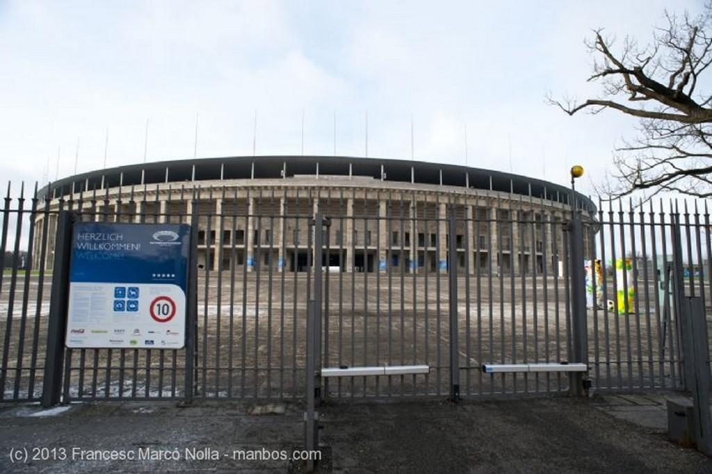 Berlin Estadio Olimpico Berlin