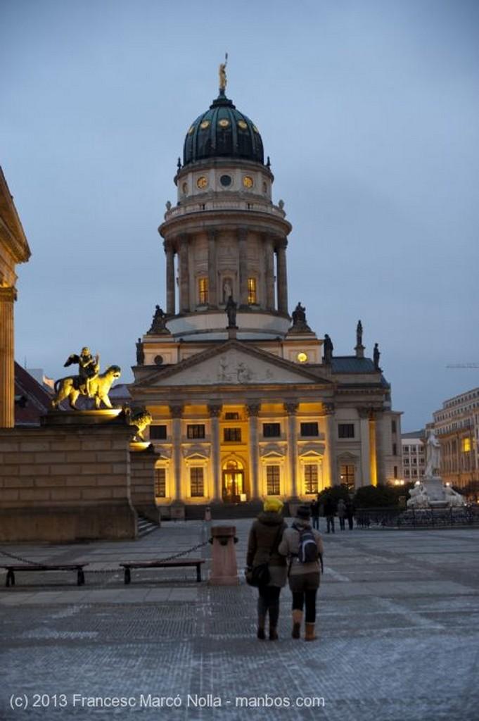 Berlin Plaza Gendarmenmarkt Berlin
