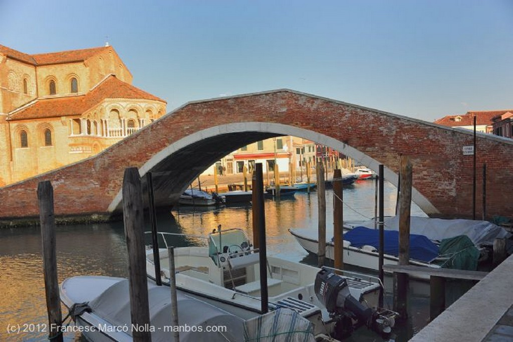 Murano Fornace Marco Polo Venecia